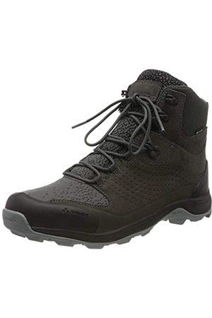 Vaude Men's TRK Skarvan Mid STX High Rise Hiking Shoes, (Iron 844)