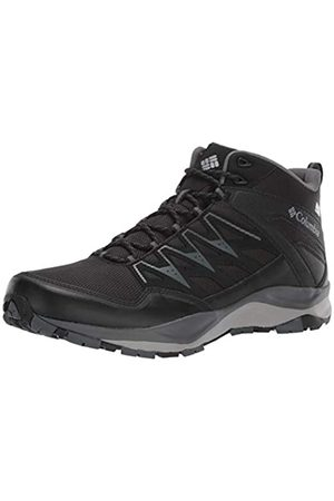 Columbia Men's Waterproof WAYFINDER MID Outdry Hiking Shoes, ( , Steam)