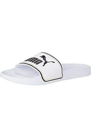 Puma Unisex Adulto Leadcat FTR Zapatos de Playa y Piscina, Blanco Team 02