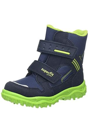 Superfit Boys' Husky1 Snow Boots, ( /Grün 81)