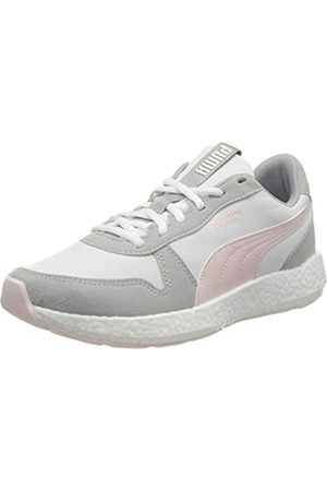 Puma Mujer Nrgy Neko Retro WNS Zapatillas de Running, Blanco /High Rise/ Rosewater 09