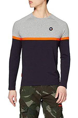 Superdry Men's Collective Colour Block L/s Top Long Sleeve