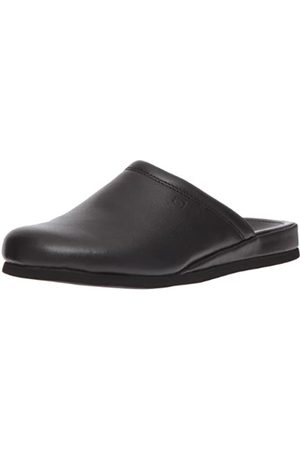 Rohde 6604, Mens Cold-fed slippers, (90 Schwarz)