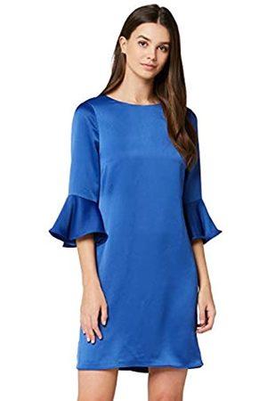 TRUTH & FABLE Amazon Brand - Women's Mini A-Line Dress, 16
