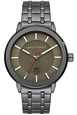 Armani Quartz Watch with Stainless Steel Strap AX1472