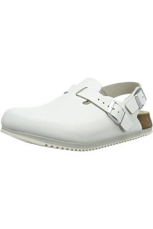 Birkenstock Professional Men's Tokio SL NL Clogs & Mules Blanc - Weiß (Weiss) 39