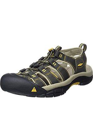 Keen Newport H2, Men's Sandals Hiking, Grey (Raven/Aluminum)