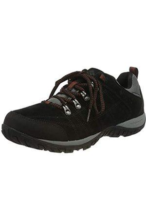 Columbia Men's Peakfreak Venture S II WP Low Rise Hiking Boots, ( , Dark ADO)