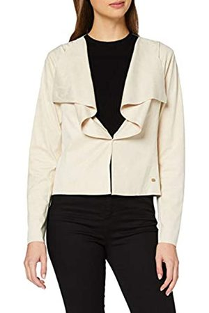 ONLY Women's ONLSTACY Drapy Faux Suede Jacket OTW