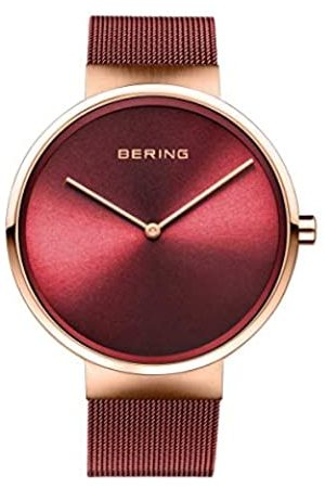 BERING Unisex Analogue Quartz Watch with Stainless Steel Strap 14531-363