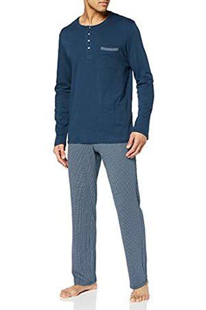 Schiesser Men's Schlafanzug Lang Pyjama Set