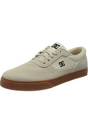 DC Men's Switch Skateboarding Shoes, ( / /Gum Hwg)