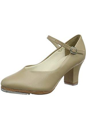 So Danca Women's Ta57 Tap Dancing Shoes, (Tan)