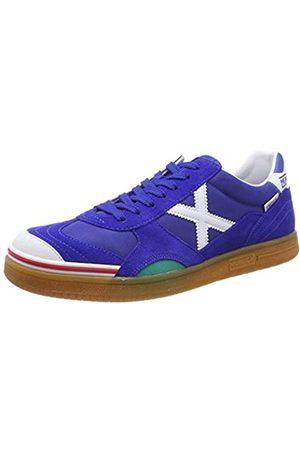 Munich Gresca Unisex Adult's Futsal Shoes Futsal Shoes, (Azul Royal 03)