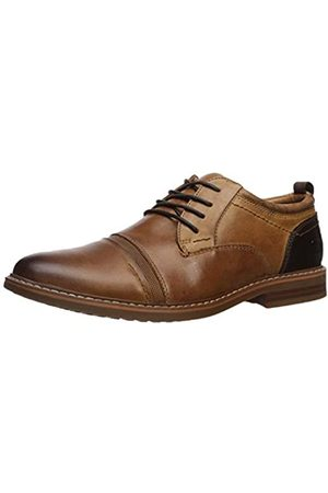 Skechers Men's Bregman SELONE Oxfords, (Tan Tan)
