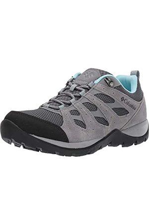 Columbia Women's Redmond V2 Hiking Shoe, (Graphite, Oasis 053)