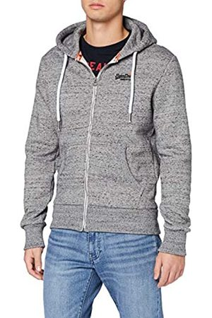 Superdry Men's Label Ziphood Jumper