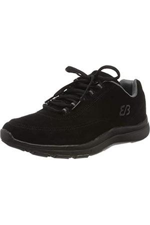 Bruetting Unisex Adults' Hillsboro Low-Top Sneakers, (Schwarz/Grau Schwarz/Grau)