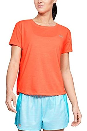 Under Armour Women's Short Sleeve Mesh UA Whisperlight T Shirt