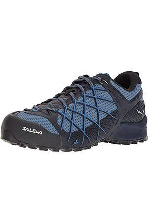 Salewa Men's MS WILDFIRE GTX Trekking & Hiking Shoes, without Gore Tex (Premium Navy / Royal 3983), 41 EU