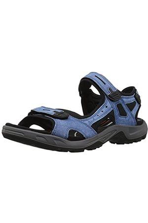 Ecco Men's Offroad Open Toe Sandals, (Indigo 5 2321)