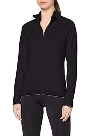 Only Play Women's ONPPERFORMANCE ATHL Bay LS Highneck Zip Sweatshirt