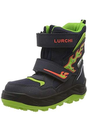 Lurchi Boys' Kane-Sympatex Snow Boots, (Atlantic 32)