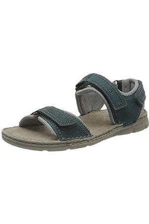 Josef Seibel Men's John 06 Ankle Strap Sandals, (Aqua-Kombi Te796 591)