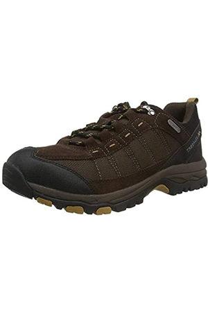 Trespass Men's Scarp Low Rise Hiking Boots, (Dark Dkb)