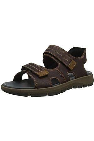 Clarks Men's Brixby Shore Ankle Strap Sandals