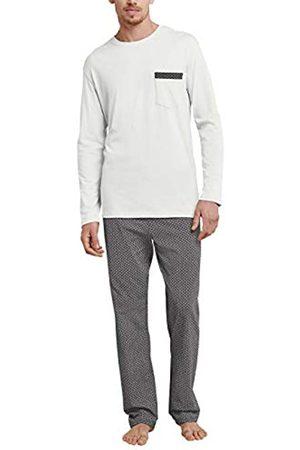 Schiesser Men's Schlafanzug Lang Pyjama Sets