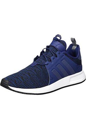 adidas Men's X_PLR Low-Top Sneakers, (Navy By9256)