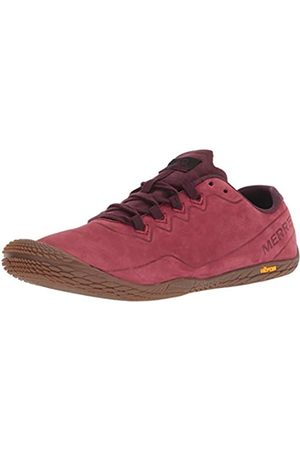 Merrell Women's Vapor Glove 3 Luna Leather Trainers, (Pomegranate)