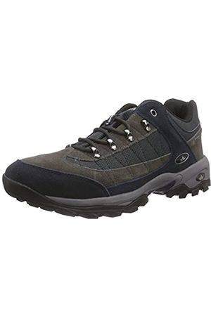 LICO Men's Santana Low Rise Hiking Boots, (Marine/Grau Marine/Grau)