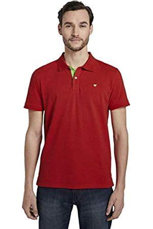 TOM TAILOR Men's Basic Polo Shirt, 12880-Brilliant