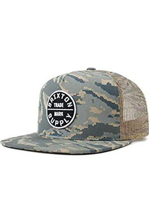 BRIXTON Unisex Headwear Oath Iii Mesh Cap, Unisex, 00958