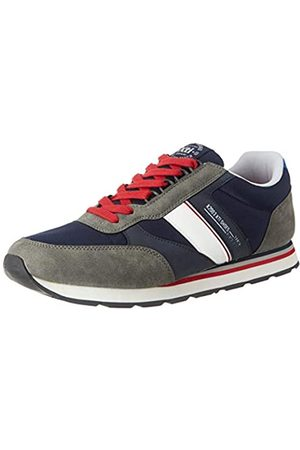 Leatherman Men's 43992 Low-Top Sneakers, (Navy Navy)