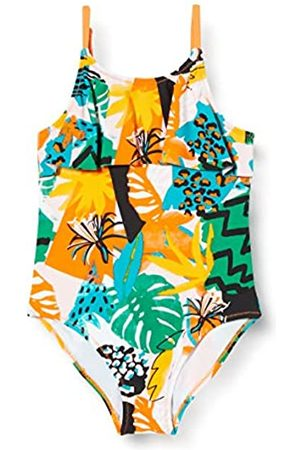 Tuc Tuc Printed Swimsuit for Girl Party Animal
