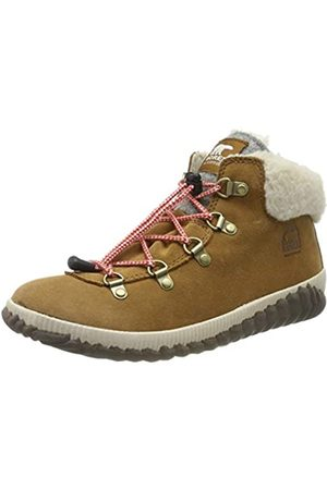 sorel Infant Youth Out N About Conquest Snow Boot, Marrón (Camel /Quarry)