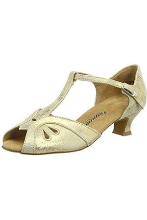 Diamant Damen Tanzschuhe 019-011-017, Women's Ballroom Dance Shoes, ( Magic)