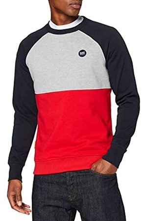 Superdry Men's Collective Colour Block Crew Sweatshirt