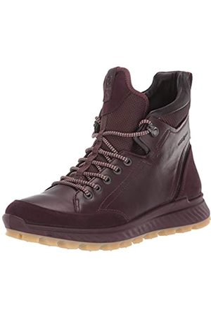 Ecco Women's Exostrike W High Rise Hiking Shoes, (Fig/Fig 51502)