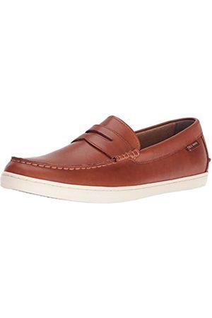 Cole Haan Men's Pinch Weekender Loafer Boat Shoes, (British Tan British Tan)