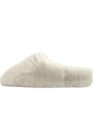 Giesswein Unisex Adults' Gerolding Open Back Slippers, (Pearl)