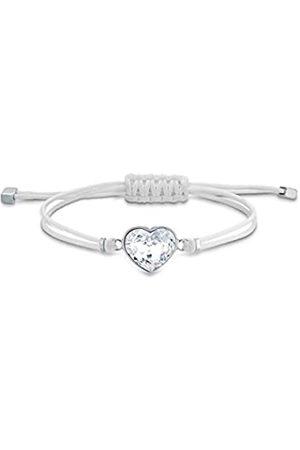 Swarovski Women's Stainless steel Power Collection Heart Bracelet 5523696