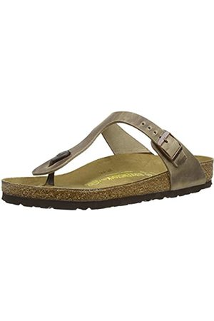 Birkenstock Gizeh, Unisex Adults' Sandals, (TABACCO )