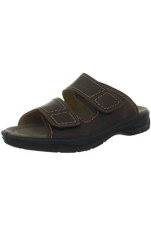 Jomos Men Sandals - Men's Activa Mules, (Capucino)