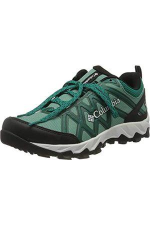 Columbia Women's Peakfreak X2 Outdry Shoe, (Copper Ore, Glacier 344)