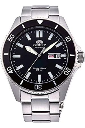 Orient Mens Analogue Automatic Watch with Stainless Steel Strap RA-AA0008B19B