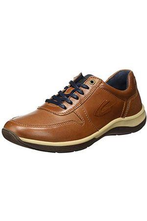 Camel Active Men's Path Low-Top Sneakers, (Almond 05)